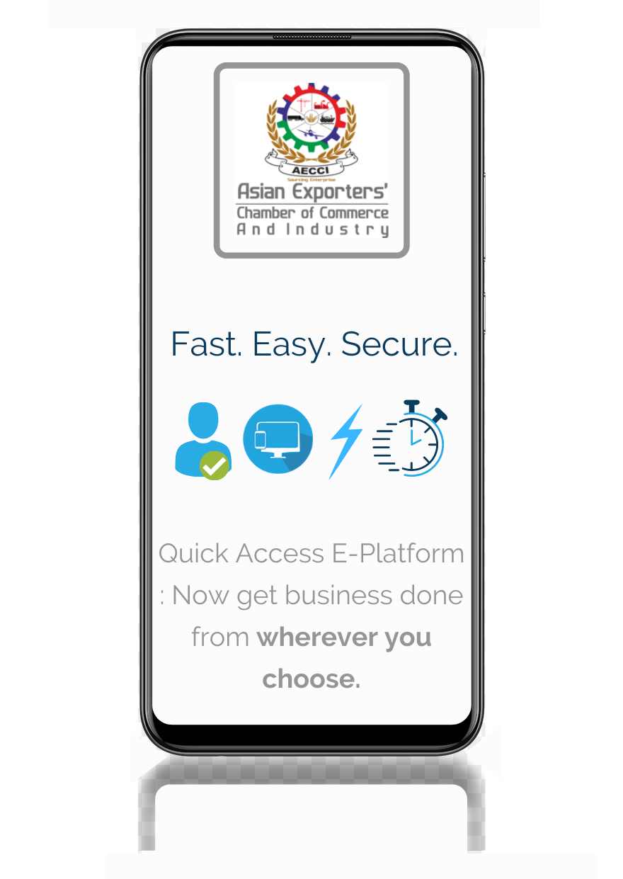 Quick Access E-Platform_ Now get business done from wherever you choose.